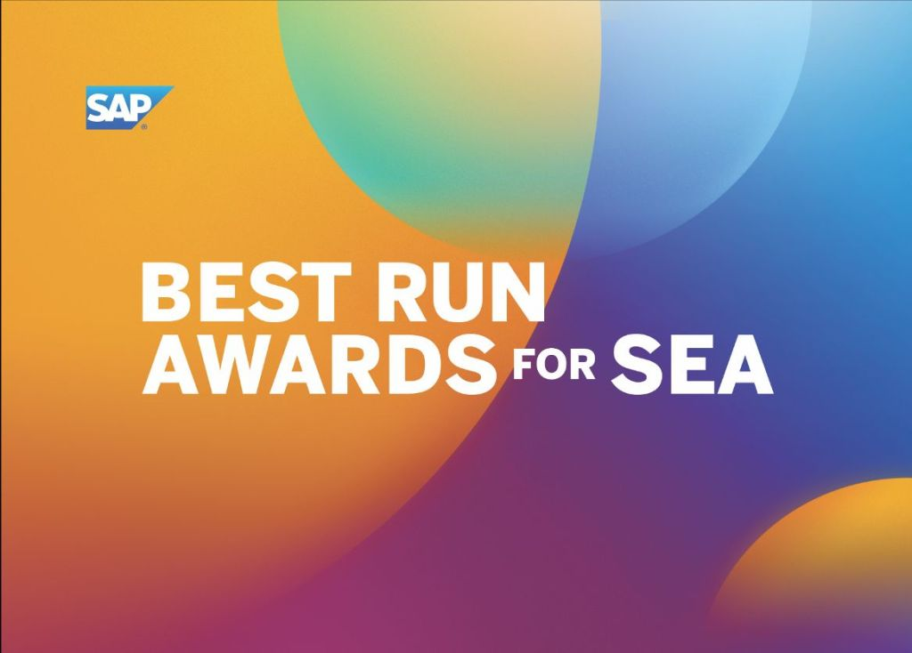 SAP Best Run Awards 2021