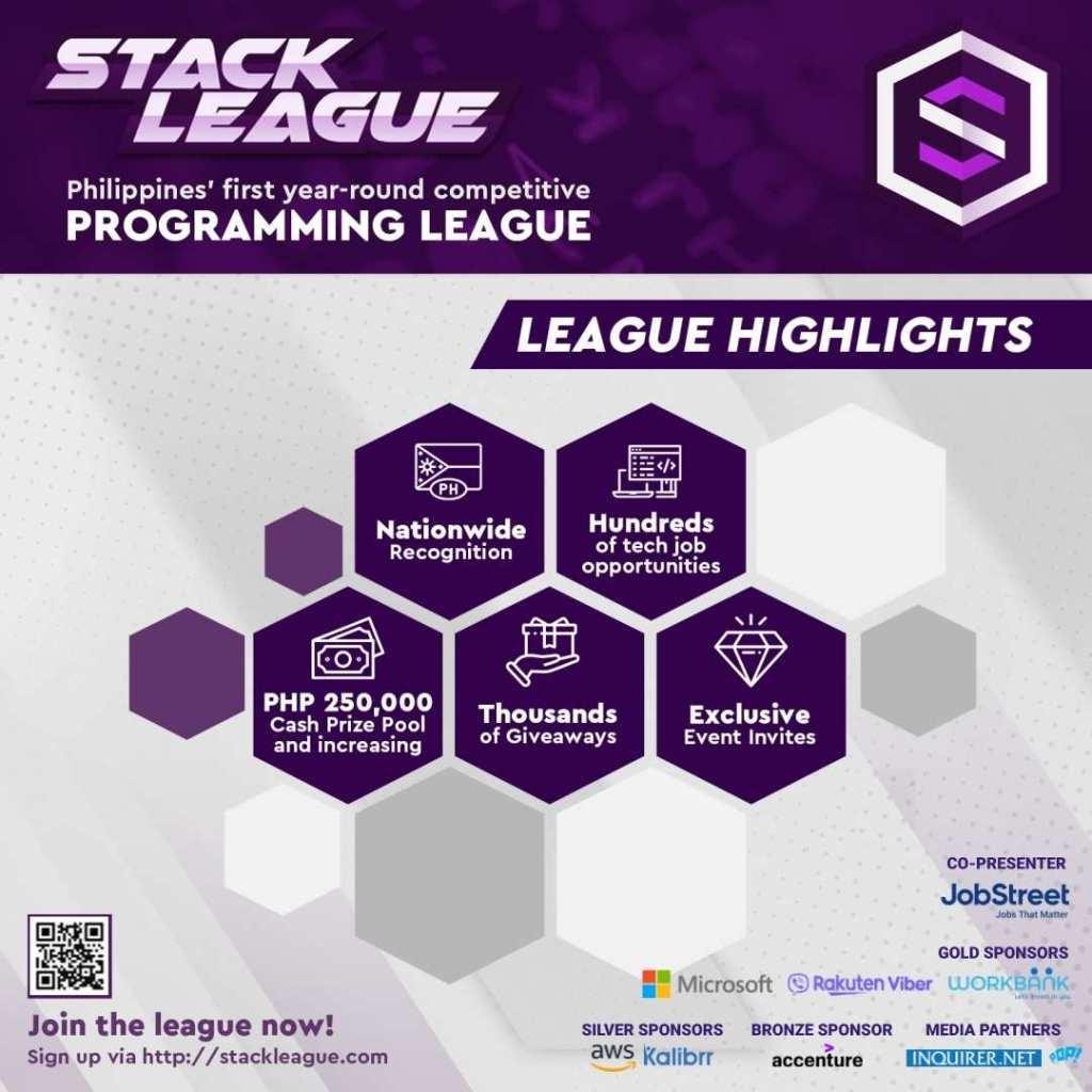 Stack League Programming League