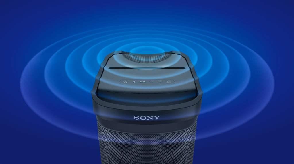 Sony SRS-XP700 Omnidirectional Sound