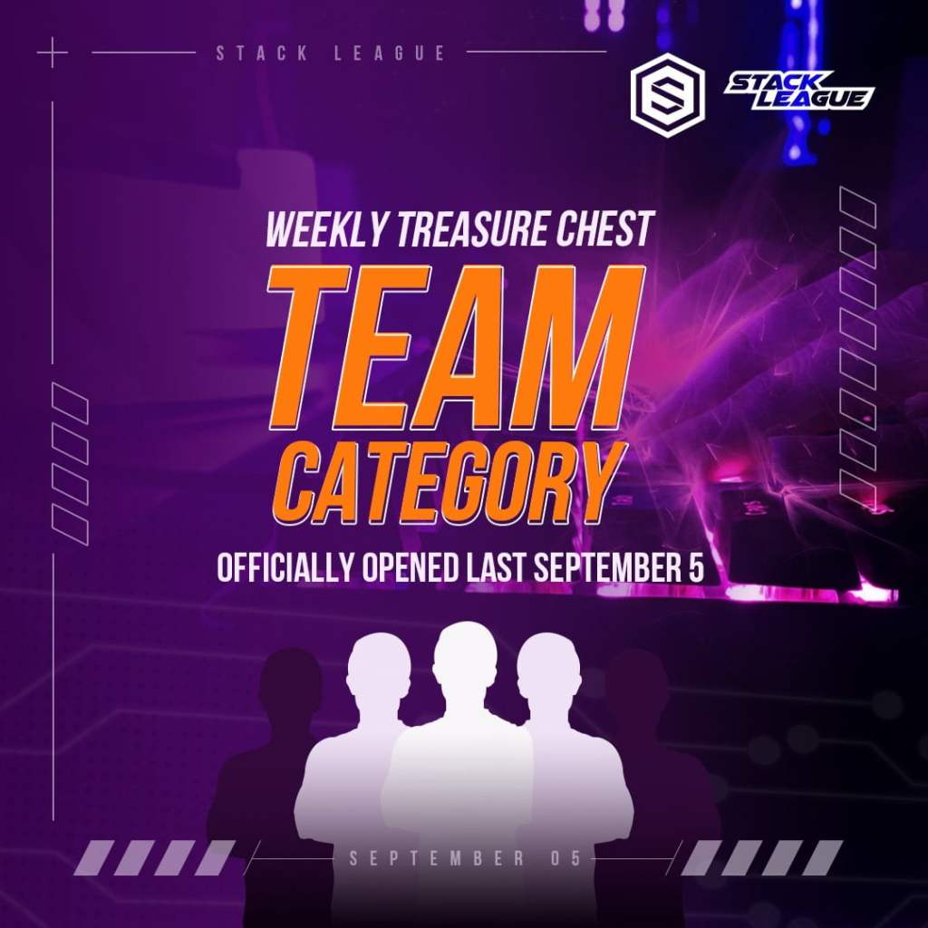 StackLeague Team Category