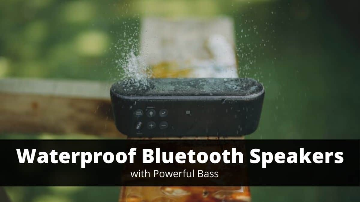 Best Waterproof Bluetooth Speakers with Extra bass in India under Rs. 5000 1