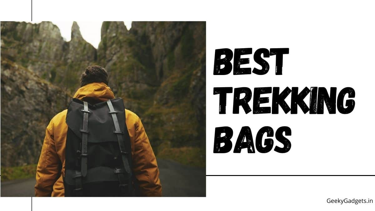 Best trekking bags in India