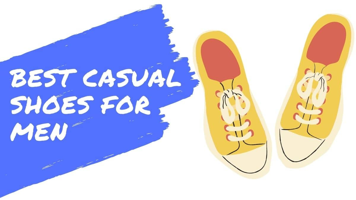 Best casual Shoes for men in India
