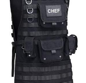 Tactical BBQ Apron, unique kitchen gadgets online, buy cool kitchen stuff online, kitchen gadgets india, kitchen