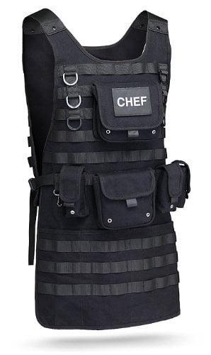 Tactical BBQ Apron, unique kitchen gadgets online, buy cool kitchen stuff online, kitchen gadgets india, kitchen