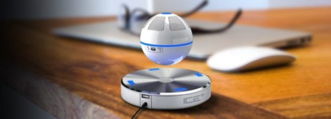 Floating Bluetooth Speaker, Ice orb Floating Bluetooth Speaker