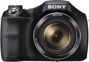 Sony DSC-H300 Point & Shoot Camera, sony cyber shot point and shoot camera