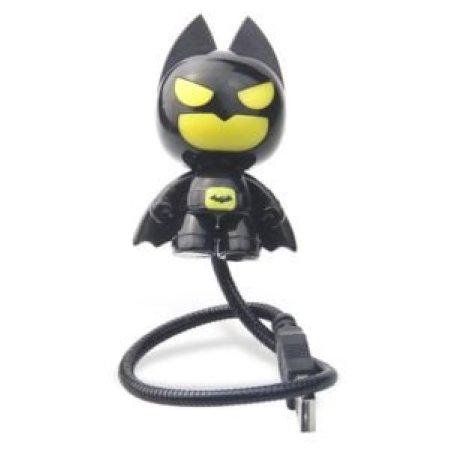 Premium Energy Saving Astronaut Batman USB LED Adjustable Night Light Computer Laptop Notebook Lamp Batman USB LED , batman gadgets online india