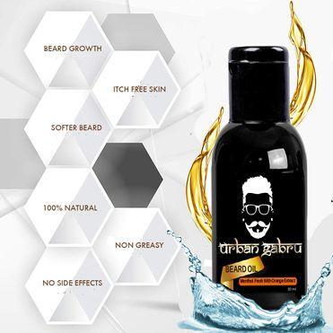 urbangabru beard oil best for patchy beard