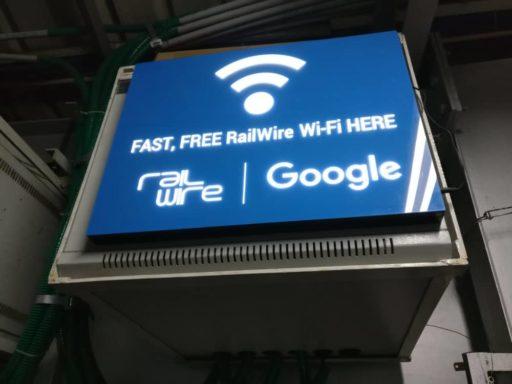 Railwire free Wi-Fi review, Railwire free Wi-Fi