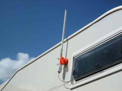 internet-antenna for caravan