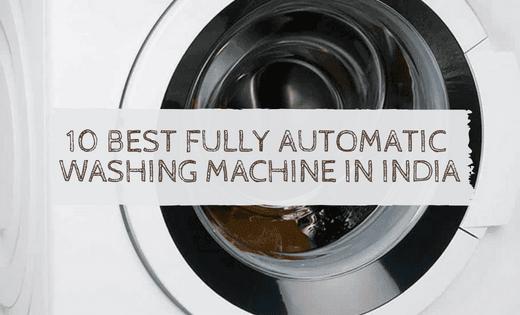 10 best fully automatic washing machine