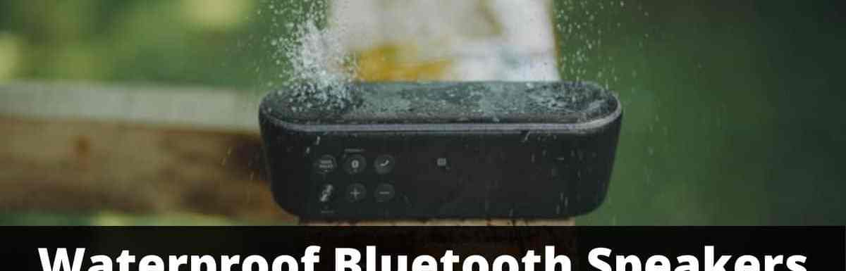 Best Waterproof Bluetooth Speakers with Extra bass in India under Rs. 5000