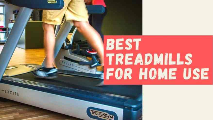 Top 10 Best Treadmills for Home Use in India [Manual & Motorized] 1