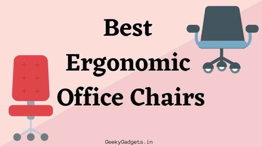 The Best Ergonomic Office Chairs of 2021 4