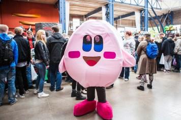 Kirby Cosplay