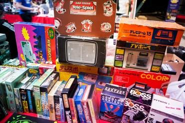 Vintage games for sale at RSM