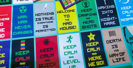 Geeky Gals Giveaway - Geeky poster