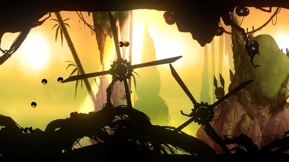Badland screenshot horde