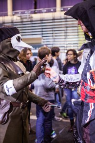 Assassin's Creed Plague Doctor - ComicCon Gamex 2015