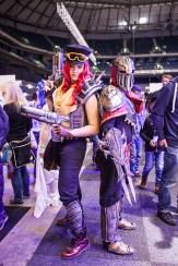 Cosplayers LOL - ComicCon Gamex 2015