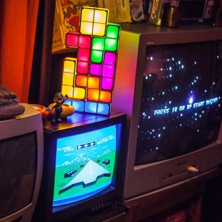 Missile Defense 3-D on Sega Master System