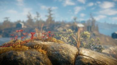Unravel - Environment