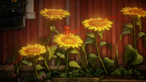 Unravel - Yarny and the Sunflowers