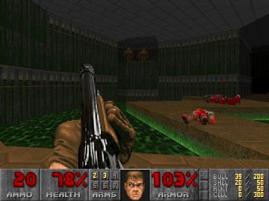 Doom PC game