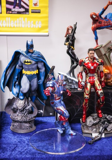 Action figures - Sci-Fi World