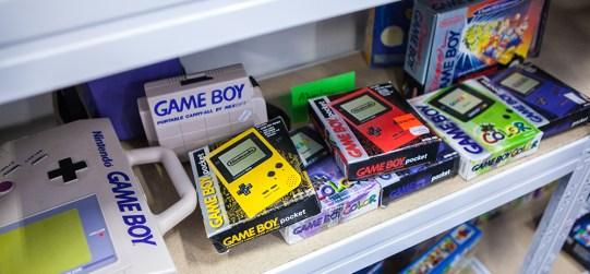 Boxed Game Boy Pockets - Sci-Fi World