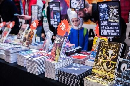 Comic books - Sci-Fi World