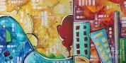 original-pop-art-style-landscape-cityscape-painting-by-megan-duncanson-megan-duncanson