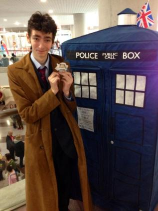 Sister & 10th doctor