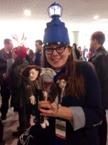 Sister w: puppets