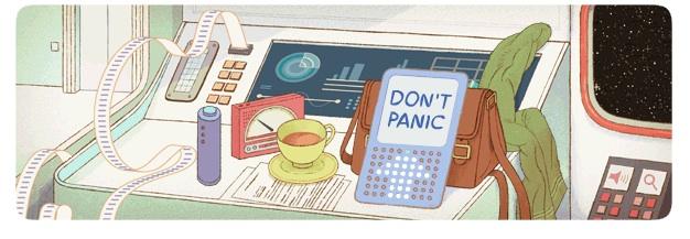 GoogleDoodlehitchhikers