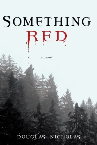 something red book cover
