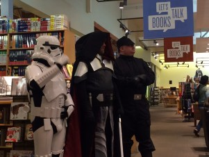 501st at Powell's