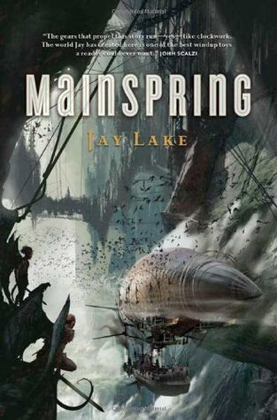 Mainspring cover