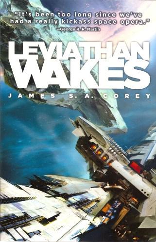 Leviathan Wakes cover