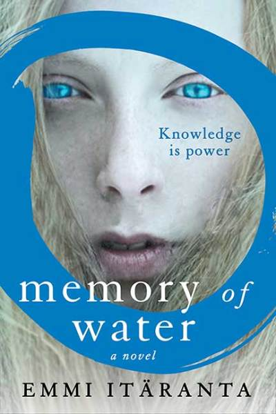 memory of water book title