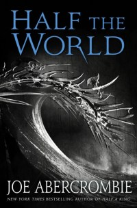 Half the world book cover