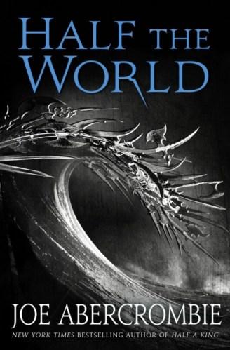Half the world book cover