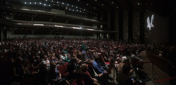 2015 Hugo Awards Ceremony audience
