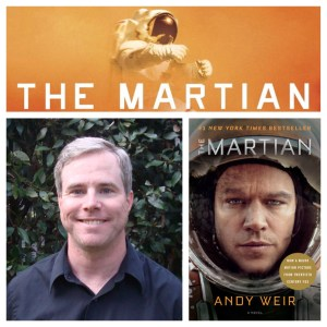 Andy Weir on his book, The Martian
