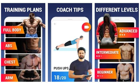 home workout best fitness apps for android
