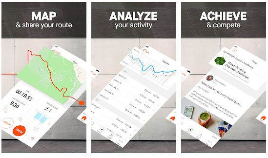 strava best running app for android