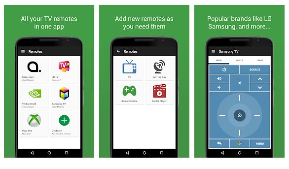 best android tv remote app