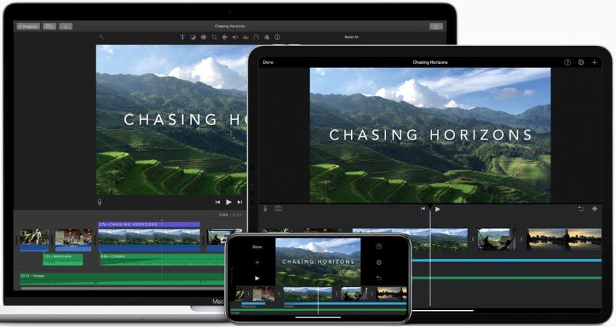 best video editing software free download  for mac