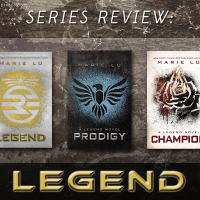 SERIES REVIEW: Legend Trilogy by Marie Lu
